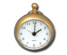 Pocket or Table Stand Clock