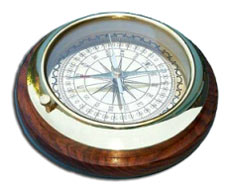 Four Way Compass