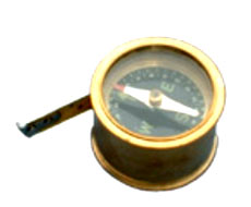 Measuring Tape Compass