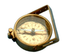 Clinometers Handle Compass
