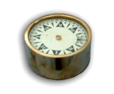 Paperweight Compass