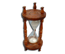 Wooden Sand Glass Timer