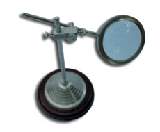 Wood Base Stand Magnifier